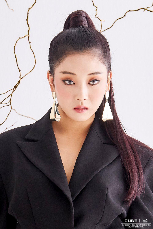 Idols Generation Clc Seungyeon Clc Kpop Girl Groups Kpop Girls