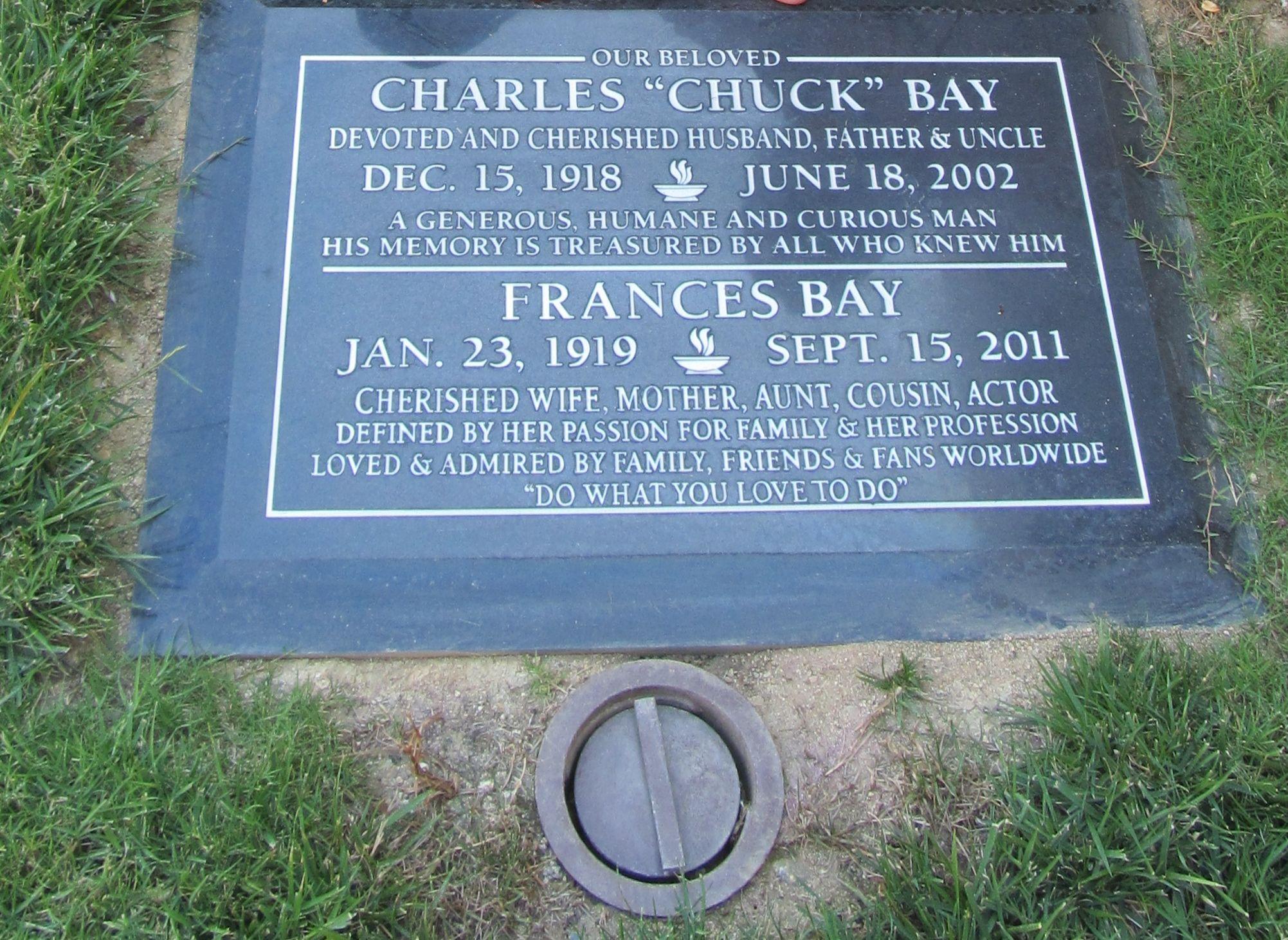 picture Frances Bay