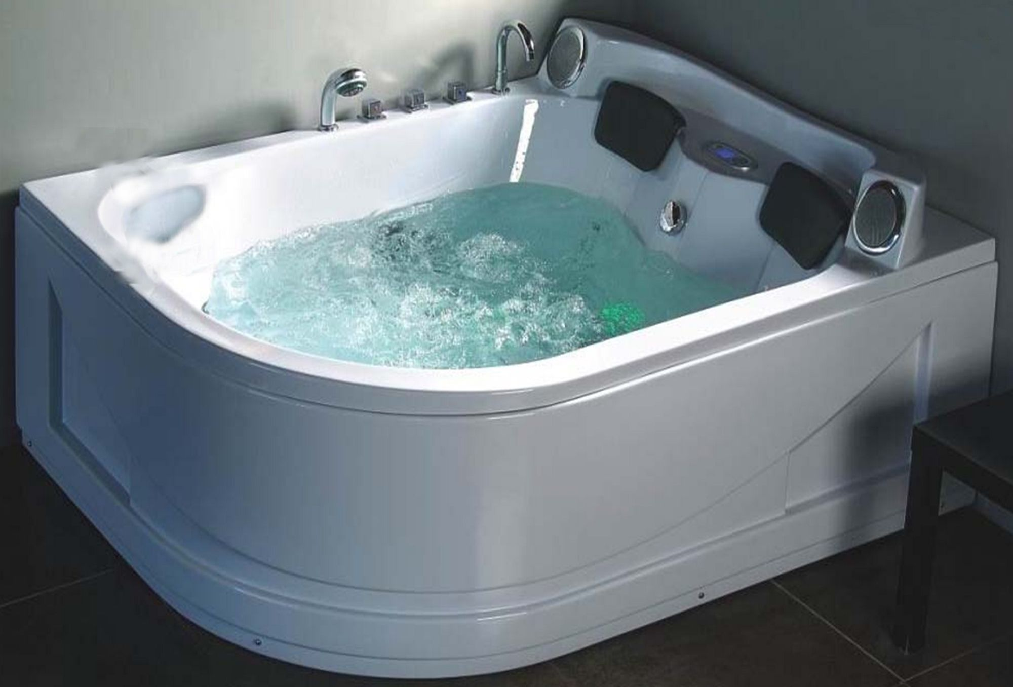 Furniture Whirlpool Bathtubs For Your Modern Bathroom Design