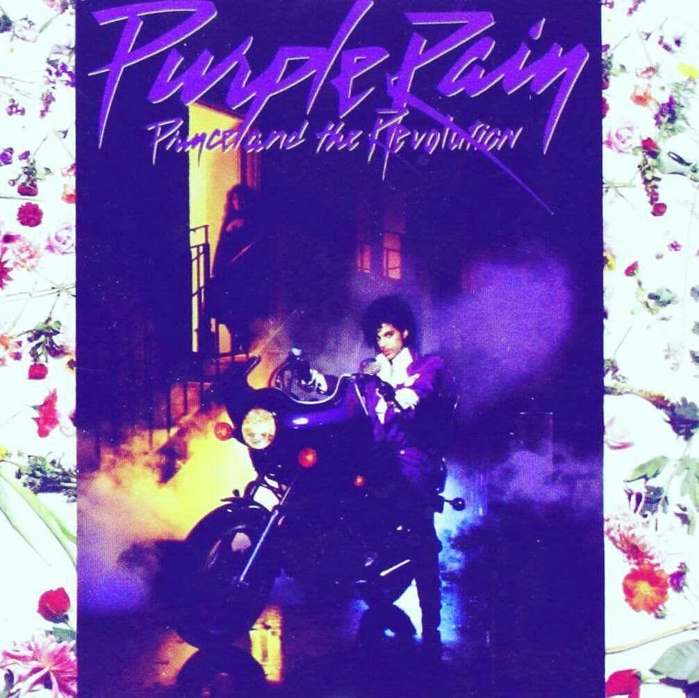 Pin by Hoff on Prince Purple Rain | Prince album cover, Prince