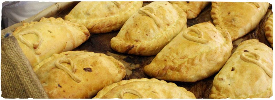 The best pasties ever in cornwall....Philps Famous Cornish