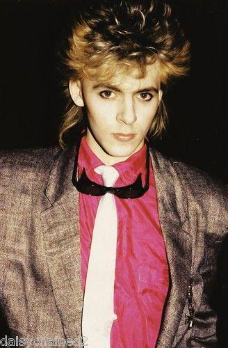 Nick Rhodes, 1984 | DURANMANIA (#Duran Duran) | Nick rhodes, Simon