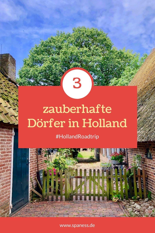 Niederlande Urlaub: Stopp in den schönsten Dörfern