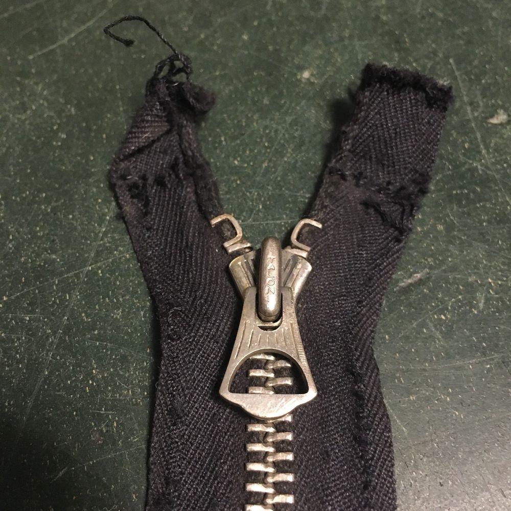 Lot Of 70 Vintage Zippers Talon Waldes Gripper Conmar More Ebay Vintage Zipper Ebay