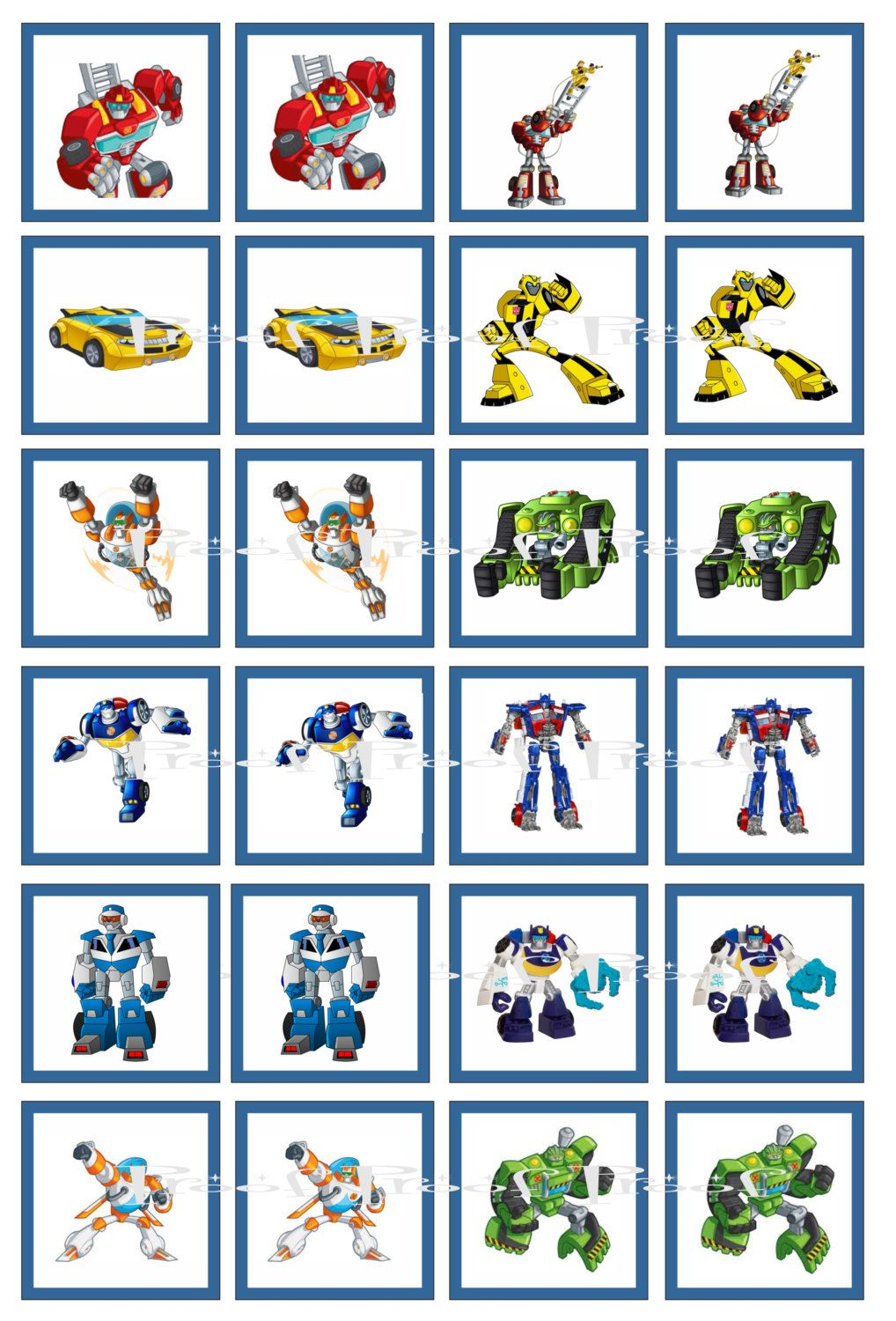 Pin About Transformers Birthday Parties On Rescue Bot