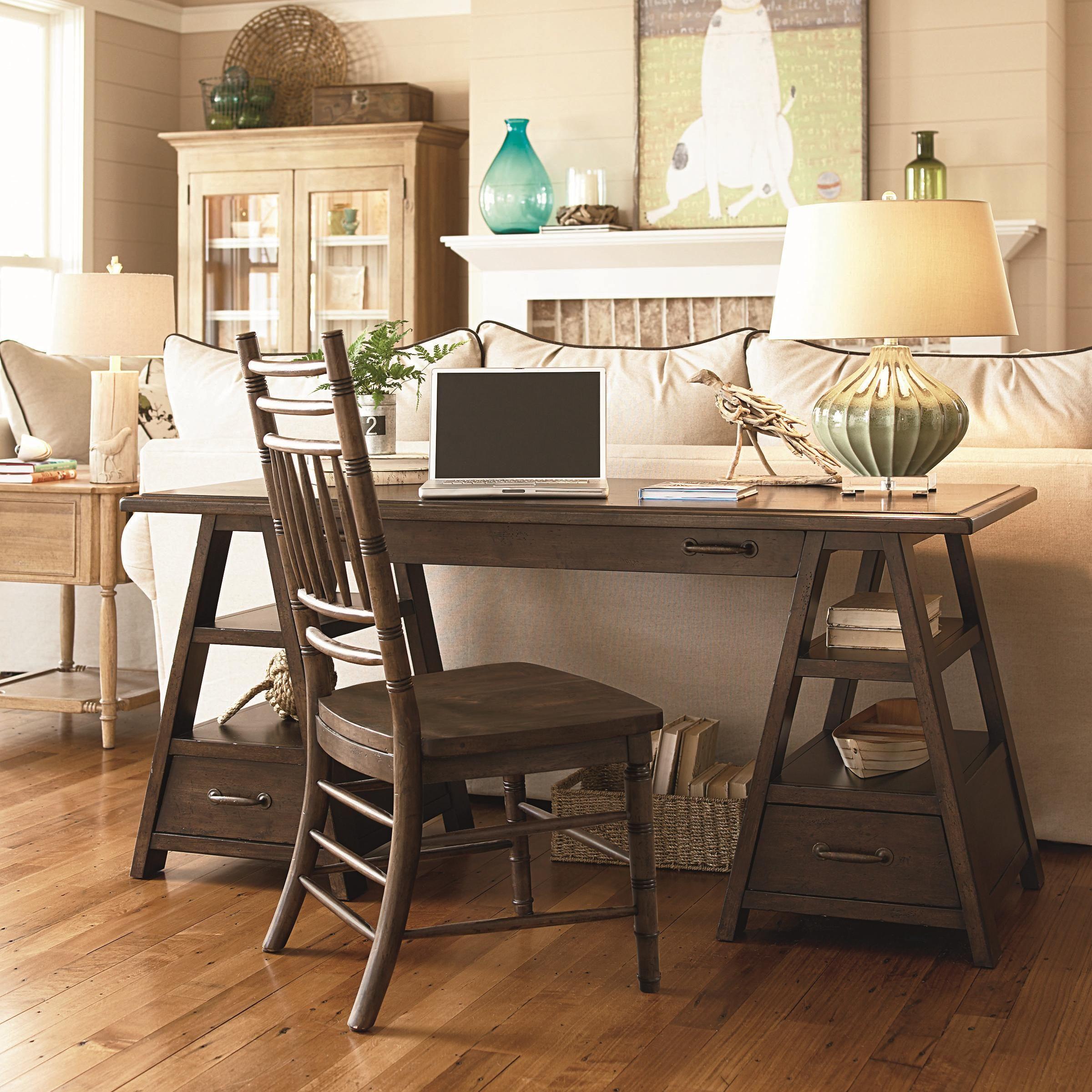 Modern Farmhouse Horse Table Home Home Office Decor Decor