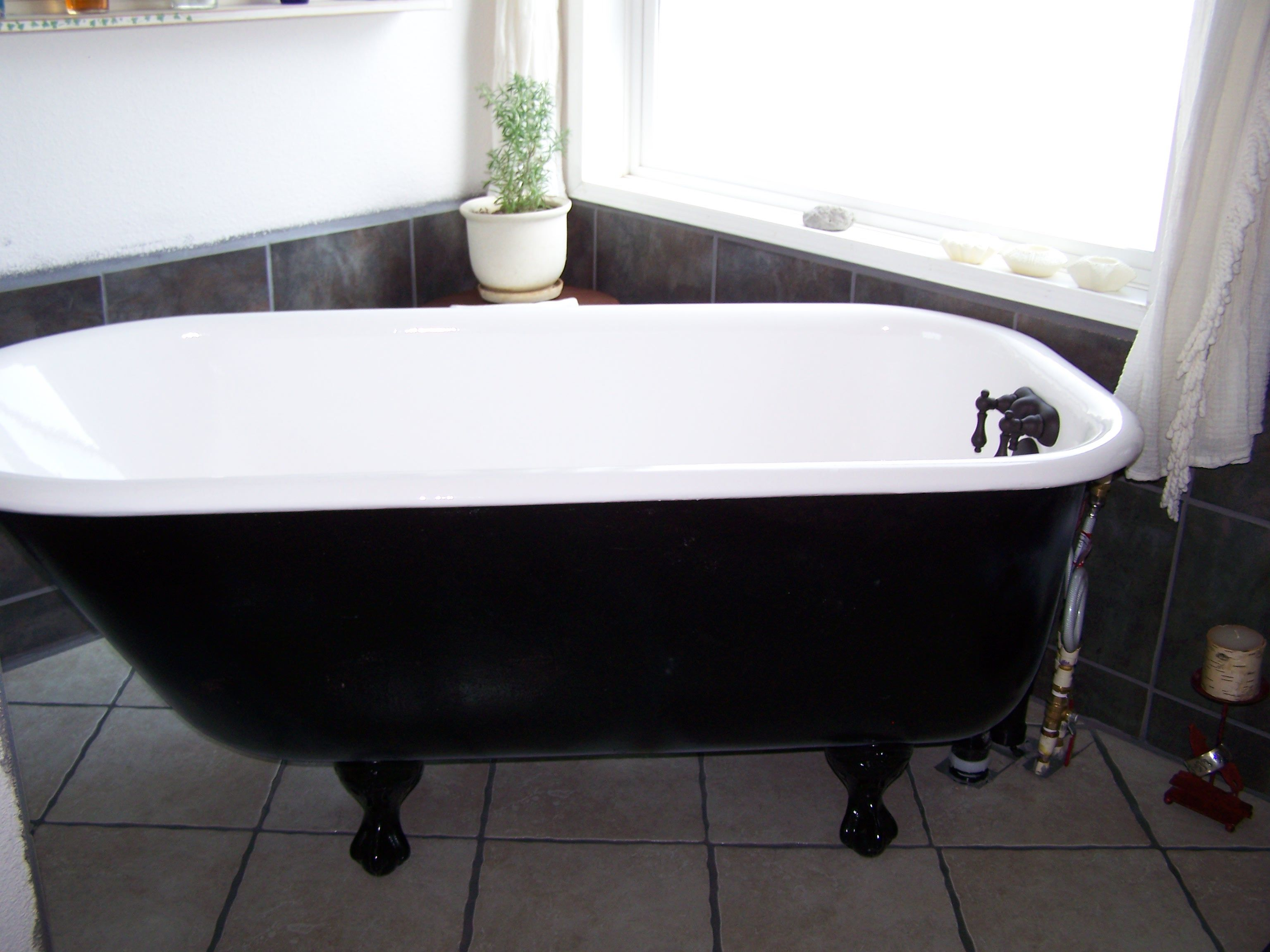 1920 S Refinished Claw Foot Tub Tub Refinishing
