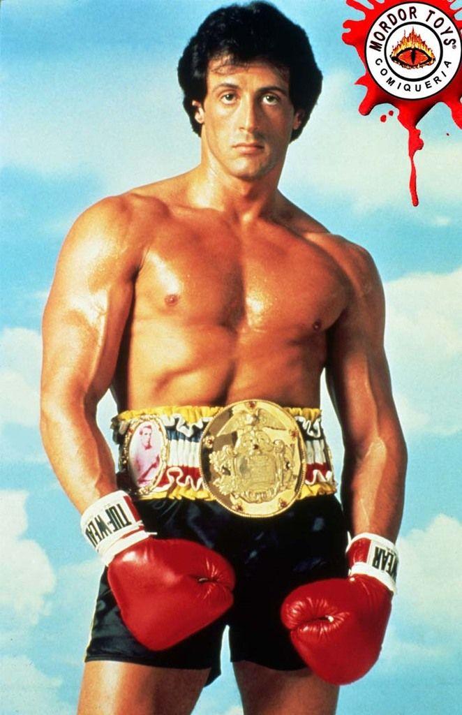Poster Rocky Balboa Sylvester Stallone Rocky Ii Y Peliculas Cine