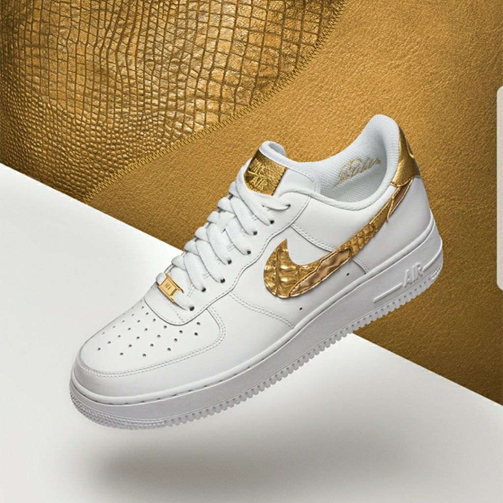 Iridescent Detailing Lands On This Nike Air Force 1 Low Dr
