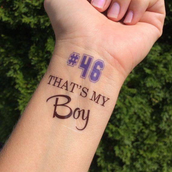 That\'s My Boy, Jersey Number, Sports Fundraiser, Football Season ...