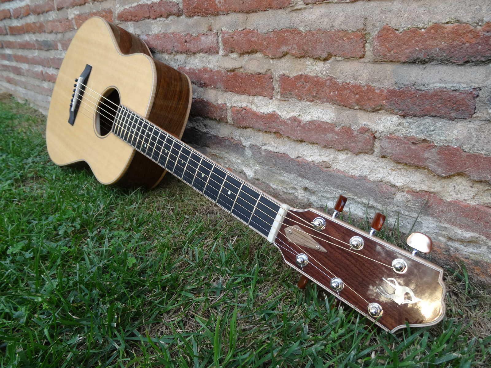 Guitare de voyage / Travel Guitar Mélopée - Impala