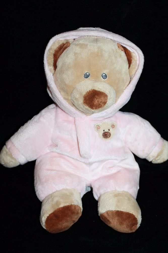 3a9332c15db Ty Pluffies LOVE TO BABY BEAR 11