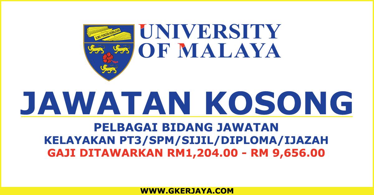 Iklan Jawatan Kosong Universiti Malaya Jangan Lepaskan Peluang Untuk Mengisi Kekosongan Jawatan Di Um Pelbagai Bidang Jaw Social Security Card Need A Job Job