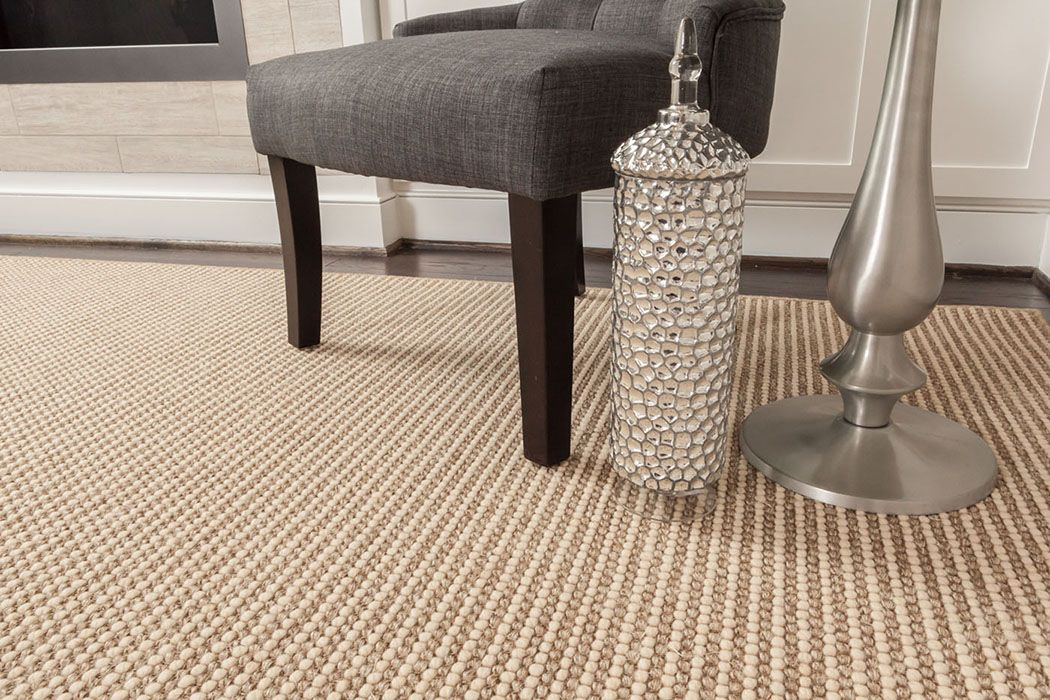 Our Gillingham Weave Is A Blend So It Offers The Natural Sisal Look With The Soft Feel Of Wool Soft Sisal Soft Sisal Carpet Wool Sisal Rug