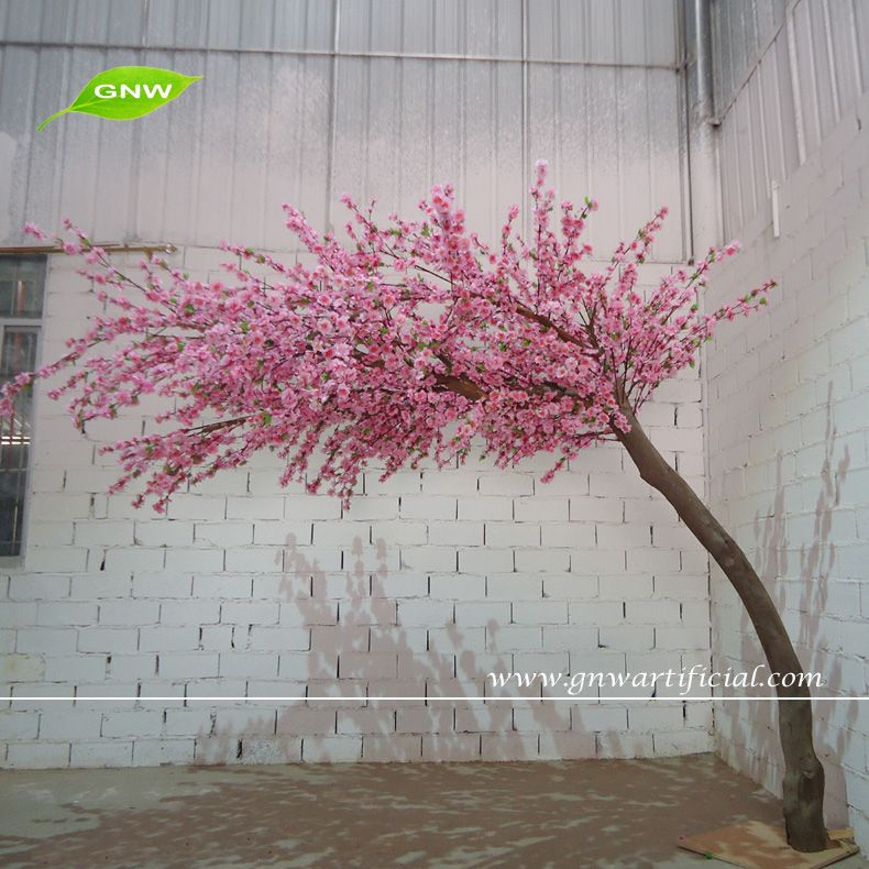 Gnw Bls1507 18 Fake Artificial Cherry Blossom Trees 4m High For Wedding Decoration Buy Fake Artificial Cherry Blossom Tree Cherry Blossom Tree Blossom Trees