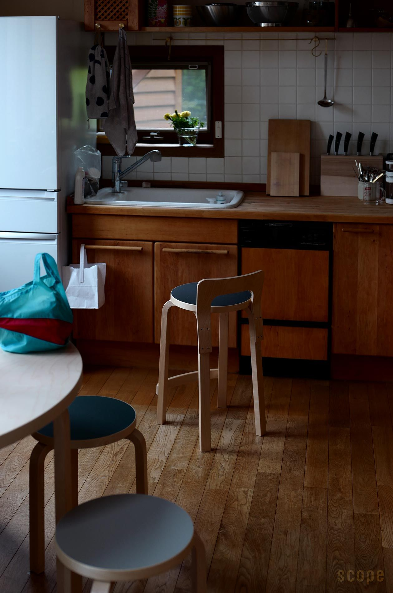 K65 High Chair Artek Scope キッチンダイニングルーム ハイチェア キッチン