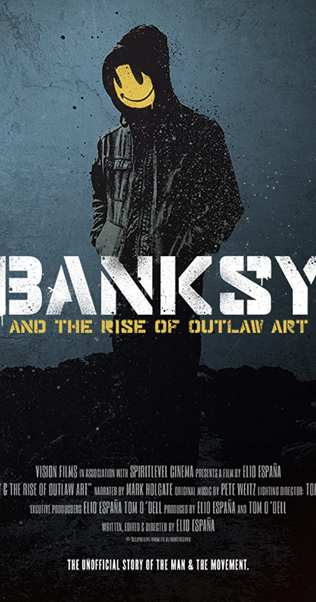 Directed by Elio Espana. With Banksy, Felix Braun, Claire