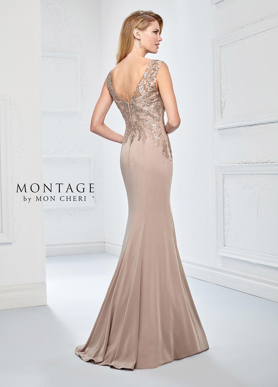 5052ef51bda Montage By Mon Cheri 218902 - Classically elegant