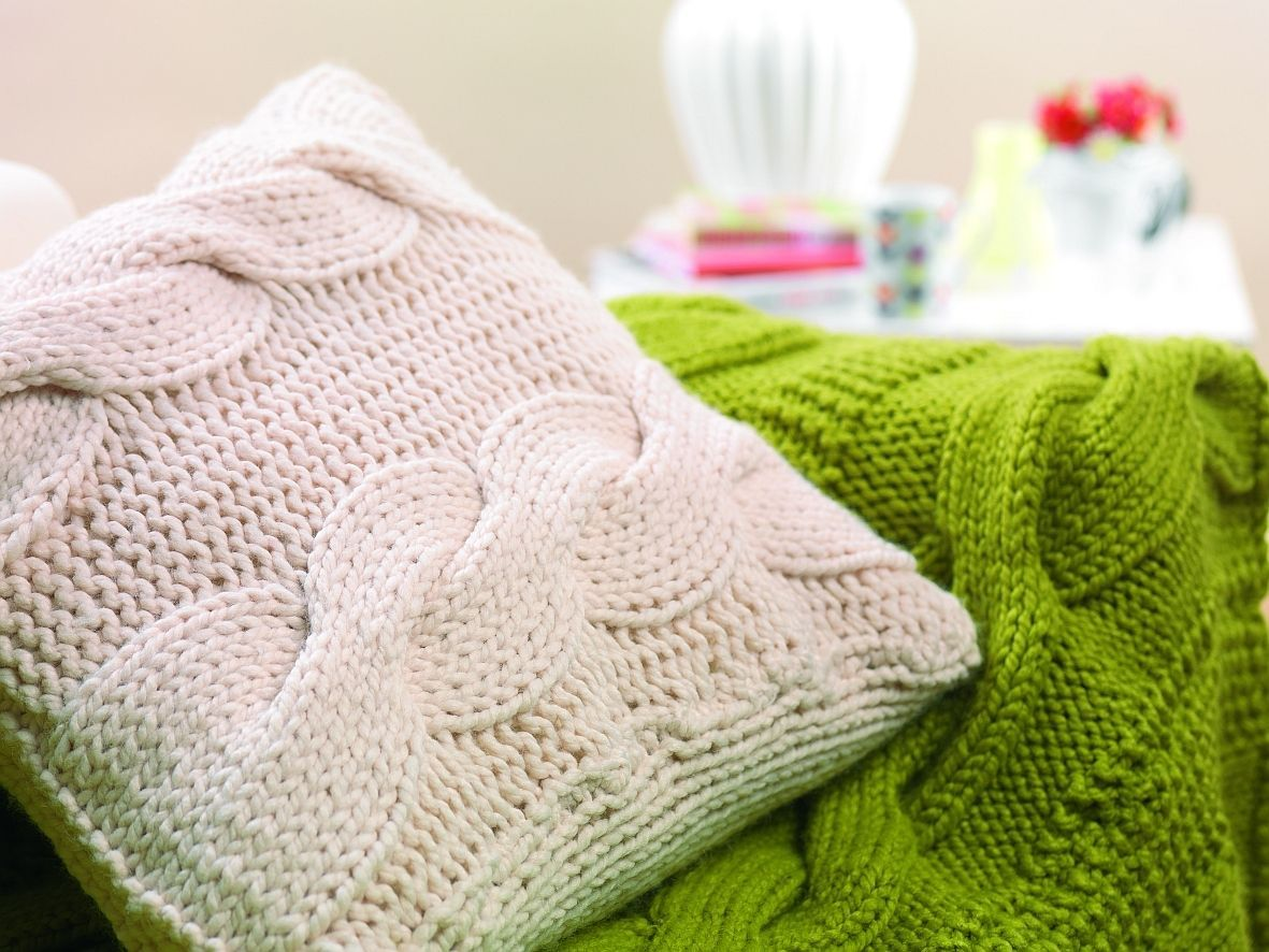 Cygnet yarns seriously chunky cable cushion and throw free cygnet yarns seriously chunky cable cushion and throw free knitting pattern superchunky knittedafghan http bankloansurffo Choice Image