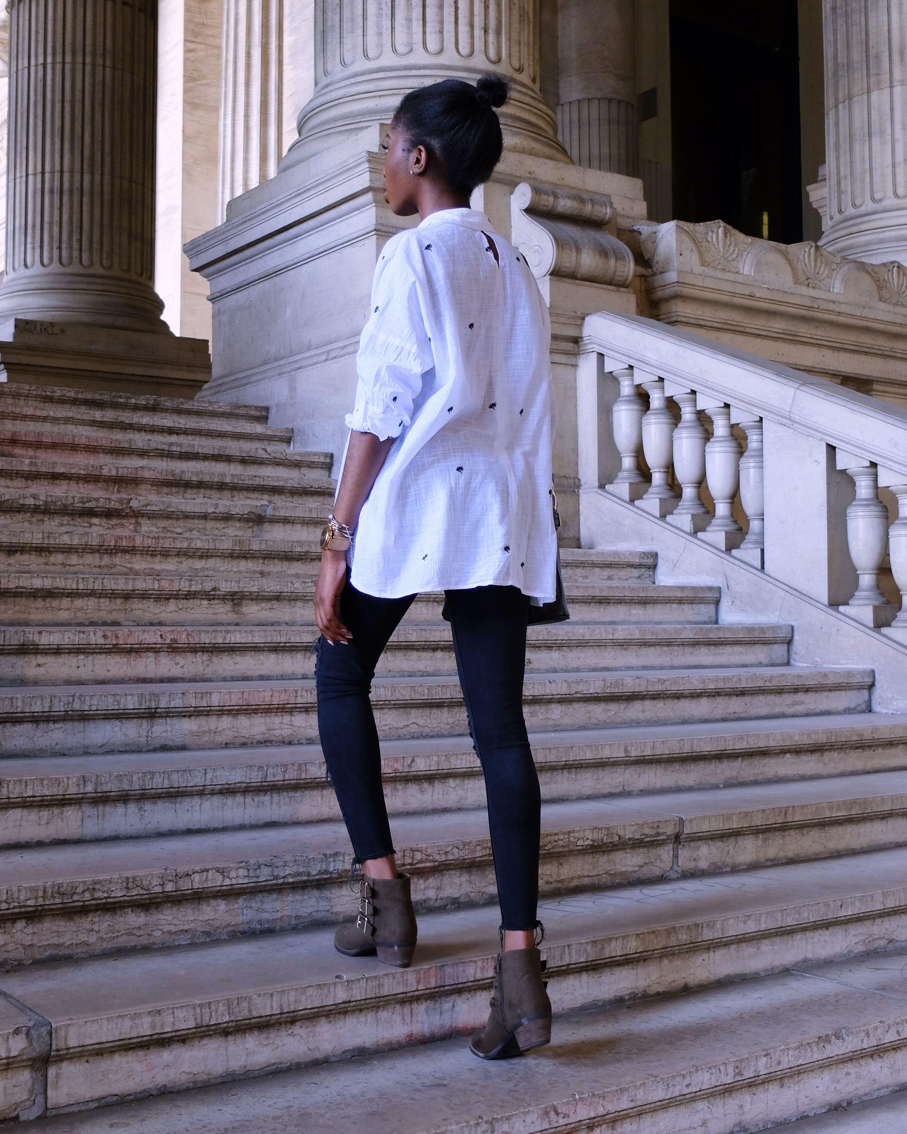 Esther Kantu - Blog mode - Casual look -