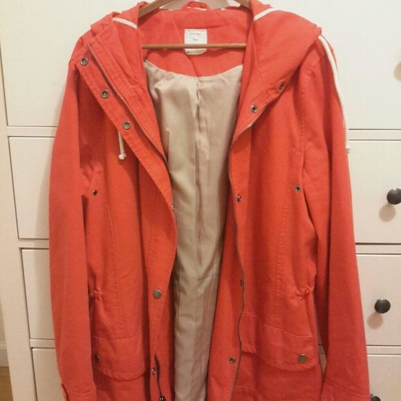 Gap red parka