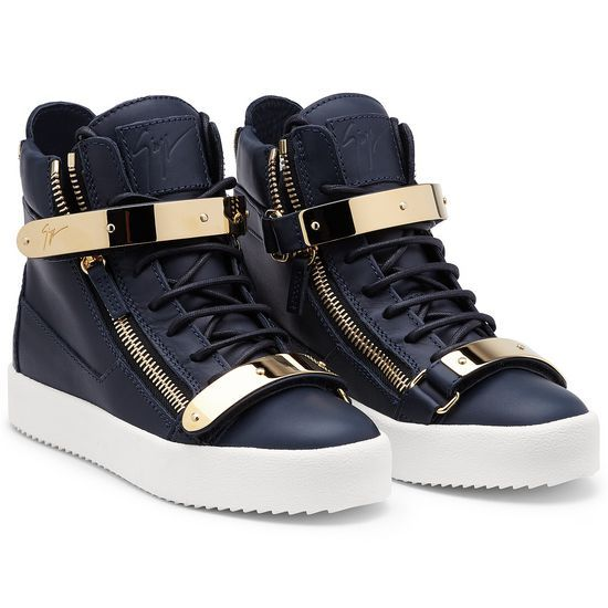 Sneakers - Sneakers Giuseppe Zanotti Design Women on Giuseppe Zanotti Design Online Store @@NATION@@ - Spring-Summer collection for men and women. Worldwide delivery.| RDS437001 - FRANCIS