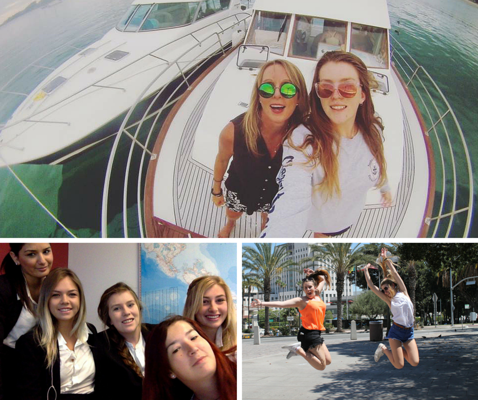 Charlotte Roberts-Swain knows a thing or two about turning dreams into reality. Since graduating from ITC in December 2014, she's worked on superyachts and at Disney World – and this is just the beginning! #ITCblog #travel #tourism #graduate #nzjobs #career