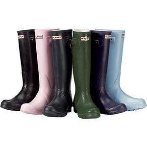 Classic Wellies. But I would want red ones!