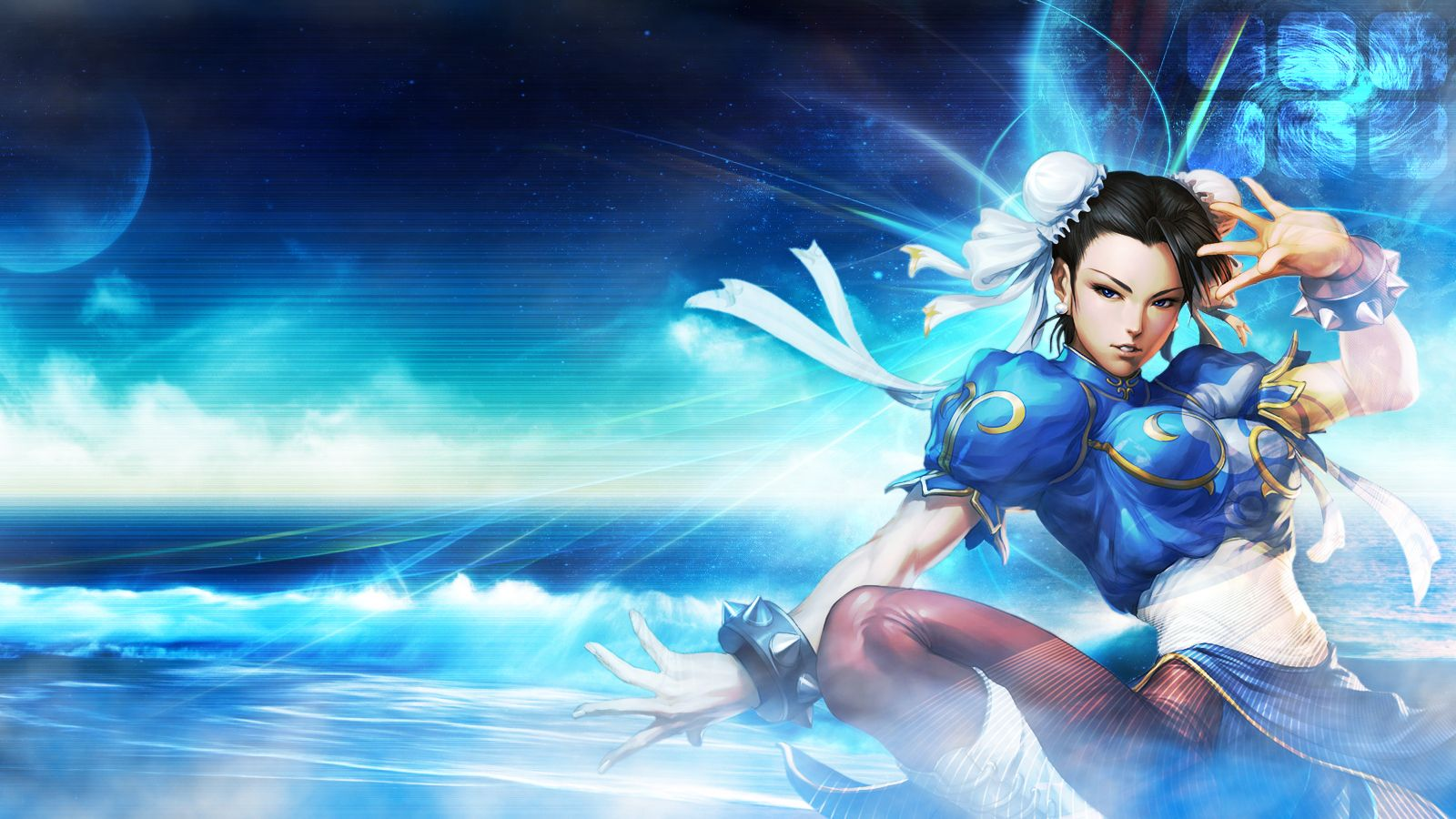 Street Fighter Chun Li Wallpapers High Definition Click
