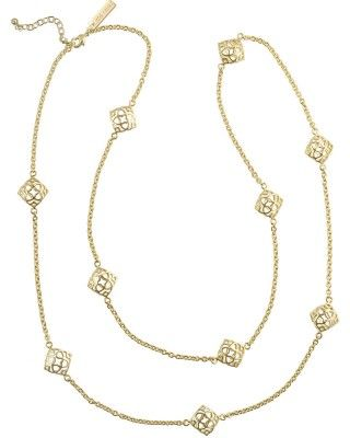 d2727454ebfda0 Nemera Long Necklace in Gold - Kendra Scott Jewelry. | Necklaces in ...