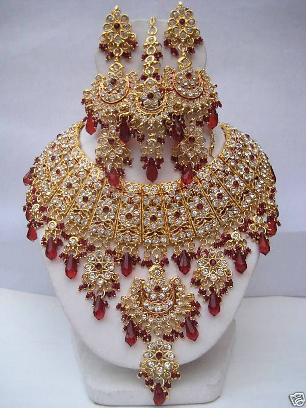 New Indian And Pakistani Artificial Jewelry Designs | Social ...