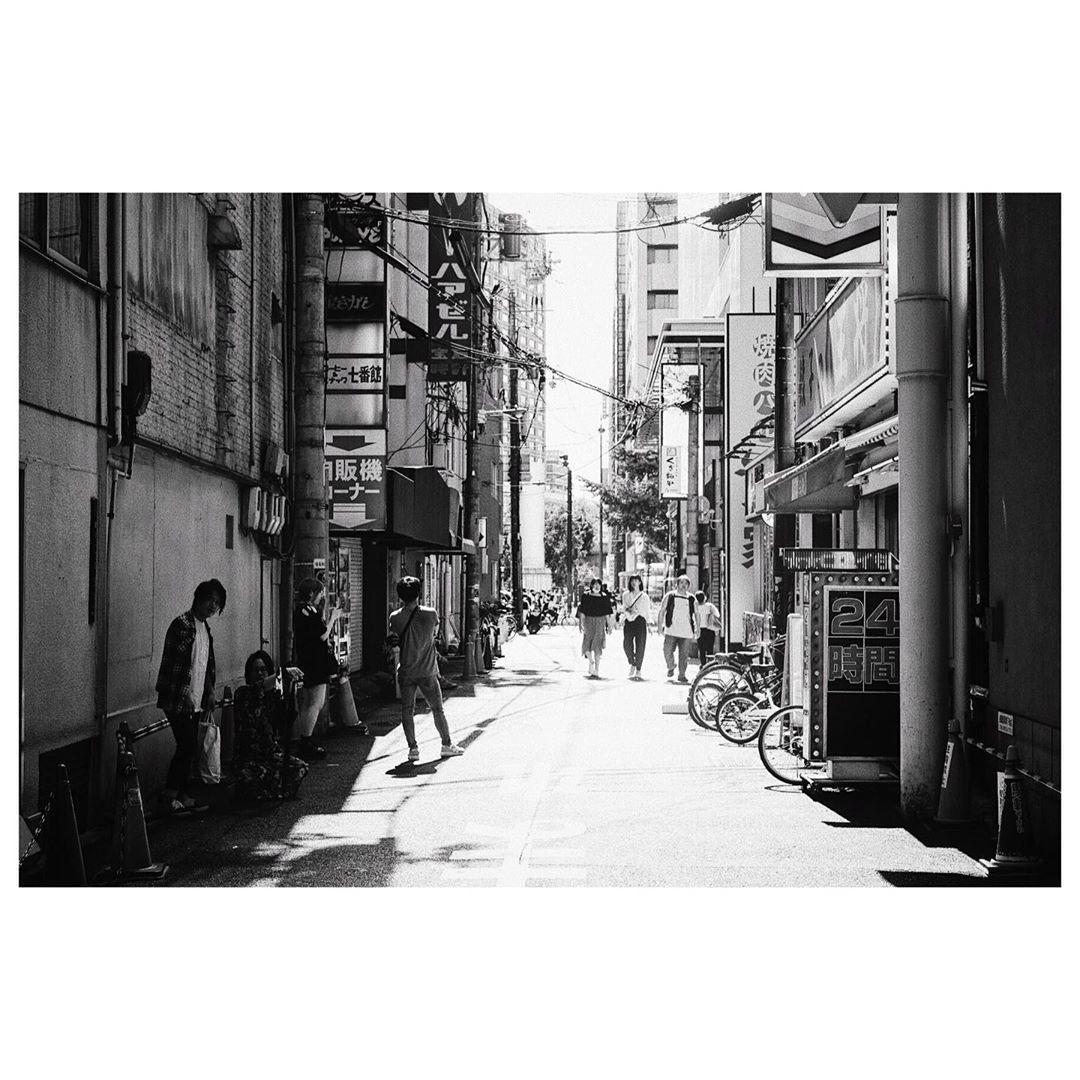 Osaka Tales  2018 . . . . . #byehuyle #fujifilm #fujifeed #osaka #namba #visitjapanau #japan #xt1 #fujixaus #streetpho...