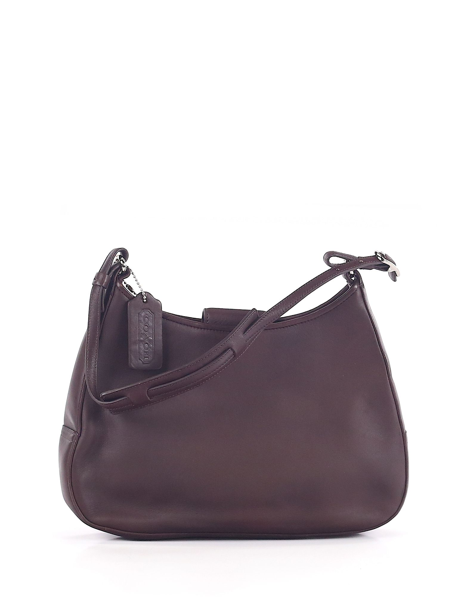 Coach Leather Shoulder Bag Size Na Brown Women S Bags 148 99