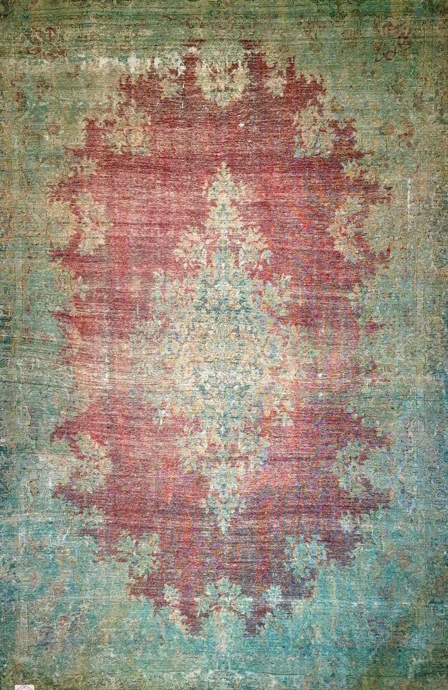 Vintage Teppich Orientteppich Rug Carpet Tapis Tapijt