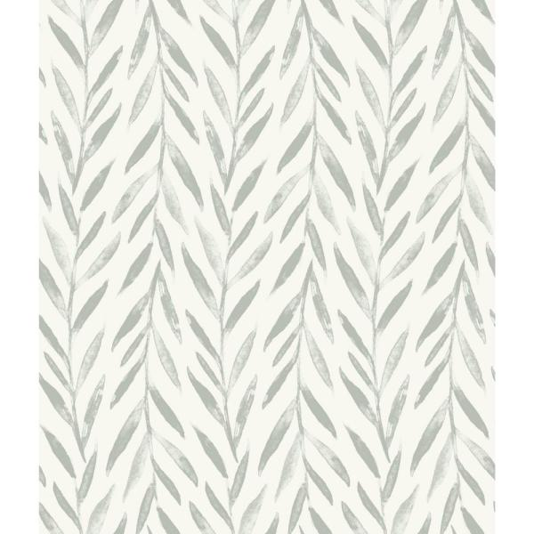 Magnolia Home By Joanna Gaines Willow Grey Paper Strippable Roll Covers 56 Sq Ft Mk1137 T In 2020 Joanna Gaines Wallpaper Magnolia Homes Peel And Stick Wallpaper