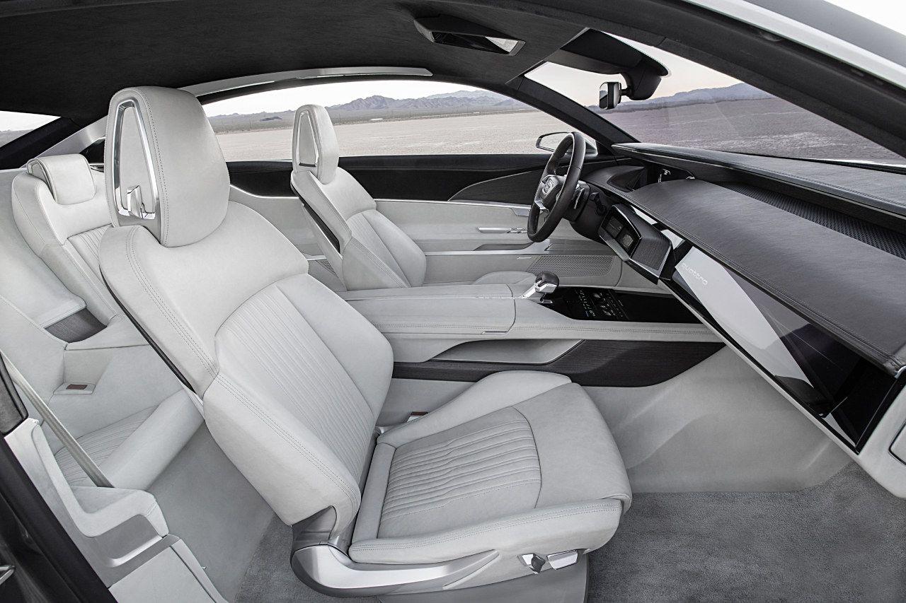 Audi Prologue Krijgt Nieuwe Velgen Hybride Aandrijving En