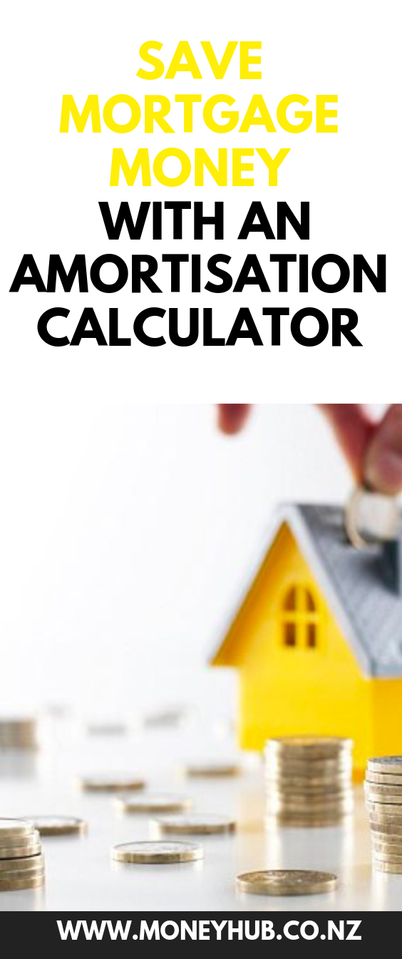 Save Mortgage Money With An Amortisation Calculator Amortization Schedule Mortgage Amortization Mortgage