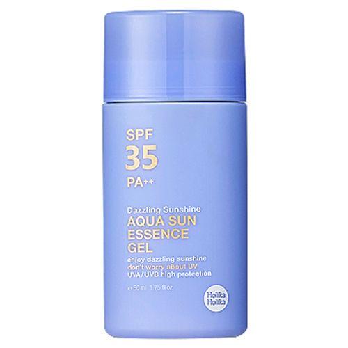 Holika Holika Dazzling Sunshine Aqua Sun Essence Gel Spf35 Pa 50ml солнцезащитный крем крем
