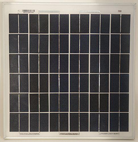 Solartec S01pc 15 12 Volt 15 Watt Polycrystalline Solar Panel Solartec Http Www Amazon Com Dp B00mpcxz6w Ref Cm Sw R Pi Dp 0hrpub1mq Solar Panels Solar Watt