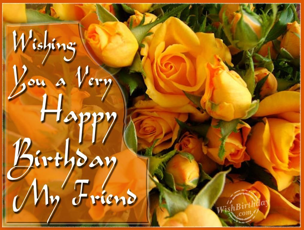 Free Friendship Birthday Ecards ~ Free best images free happy birthday poems for best friend
