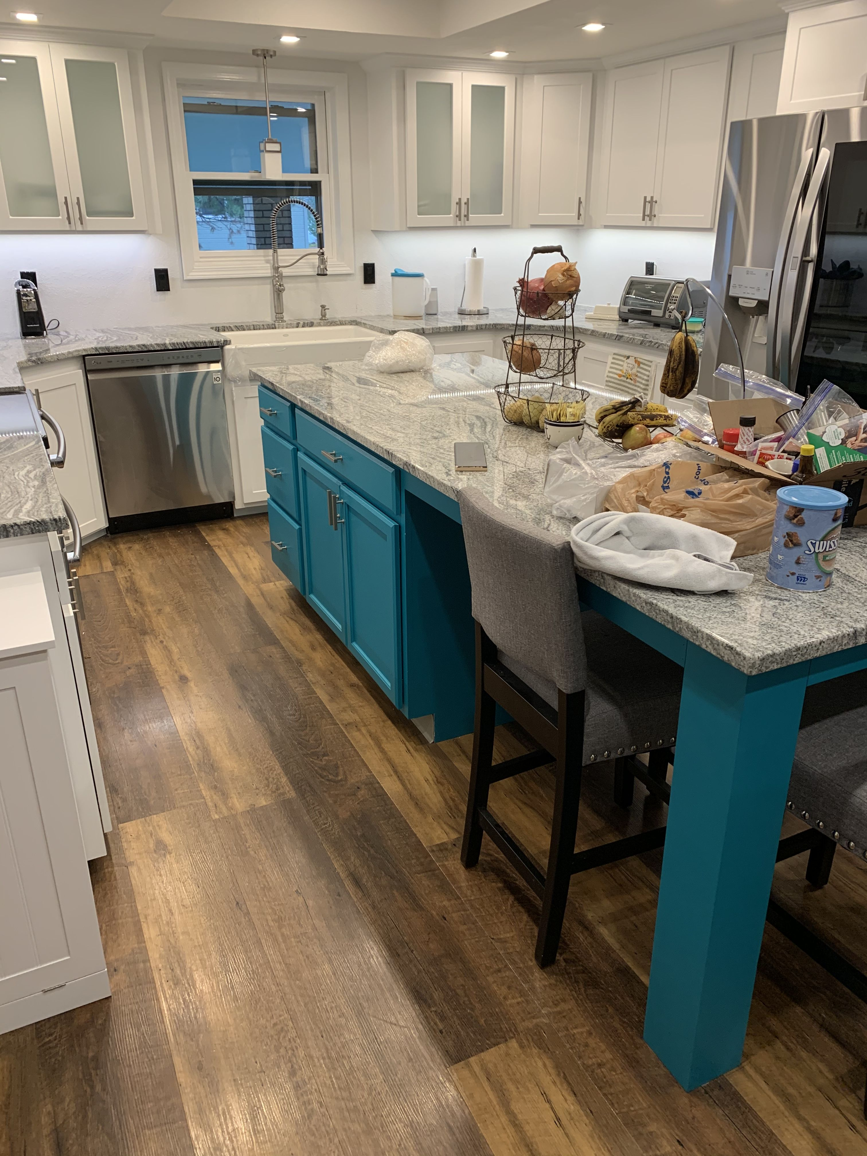 Kitchen Tune-Up Boise, ID - Refacing plus countertops ...