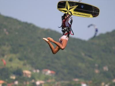 Cocoa Beach Florida Kiteboarding Saw Some People Doing This The Other Day And I Definitely Need To Try It