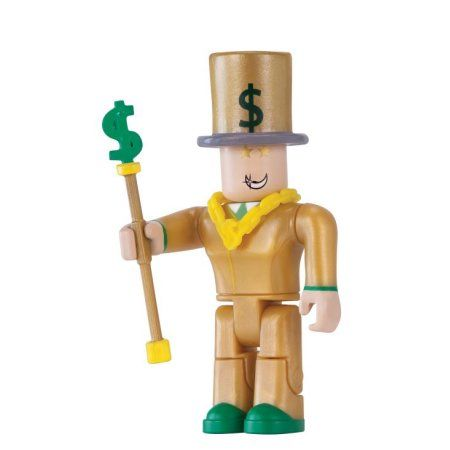 Toys Action Figures Roblox Funny Bling - roblox series 1 builderman mini figure with code