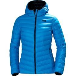 Photo of Helly Hansen Woherr Verglas Giacca imbottita da trekking con isolante in piuma blu Xs