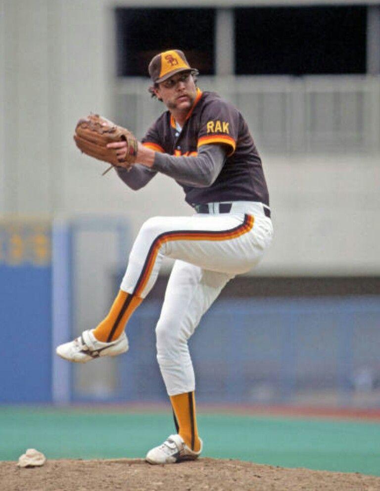 Rich Gossage Padres Baseball Mlb Baseball Players San Diego Padres Baseball