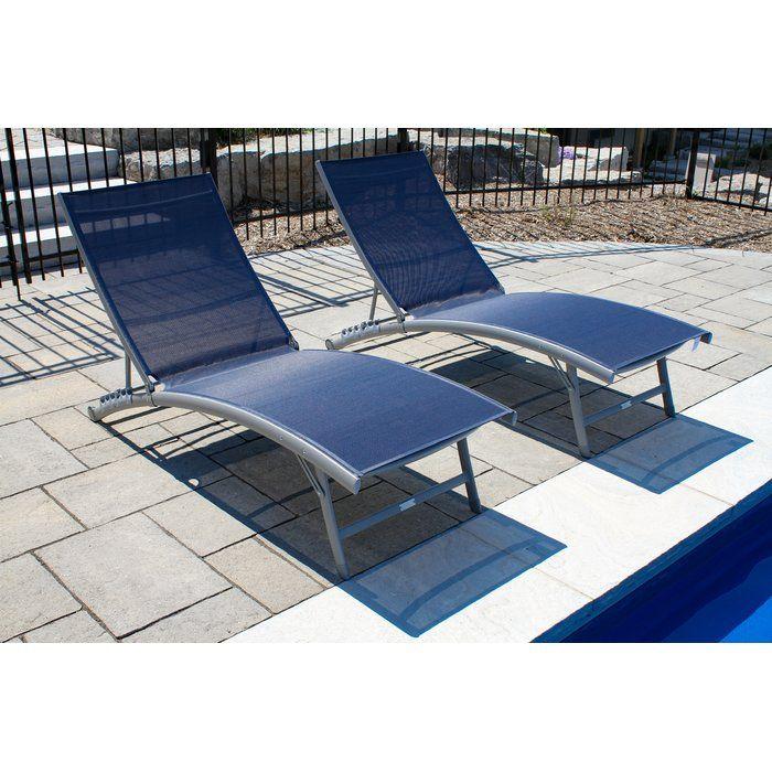 Patio Furniture Repair Clearwater Fl: Bookout Sun Lounger Set In 2019