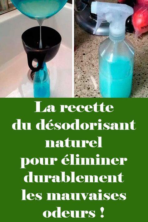 La recette du d sodorisant naturel pour liminer durablement les mauvaises odeurs z ro - Desodorisant naturel pour maison ...