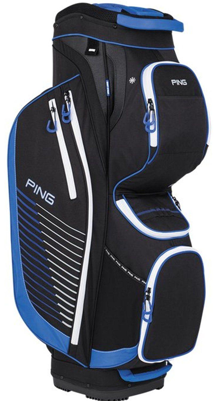 c3e6f395cd Amazon.com   Ping Traverse Golf Cart Bag 2015 Black 01 New   Sports    Outdoors