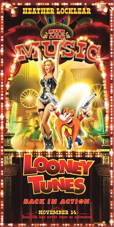 looney tunes back in action starring brendan fraser