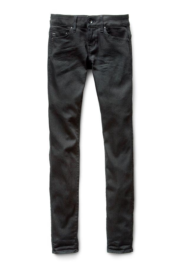 c3e48181d8897c Midge Zip Low Waist Super Skinny Jeans